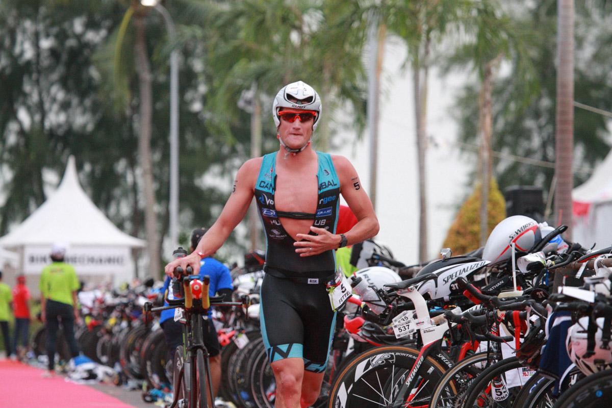Half Ironman de Bintan
