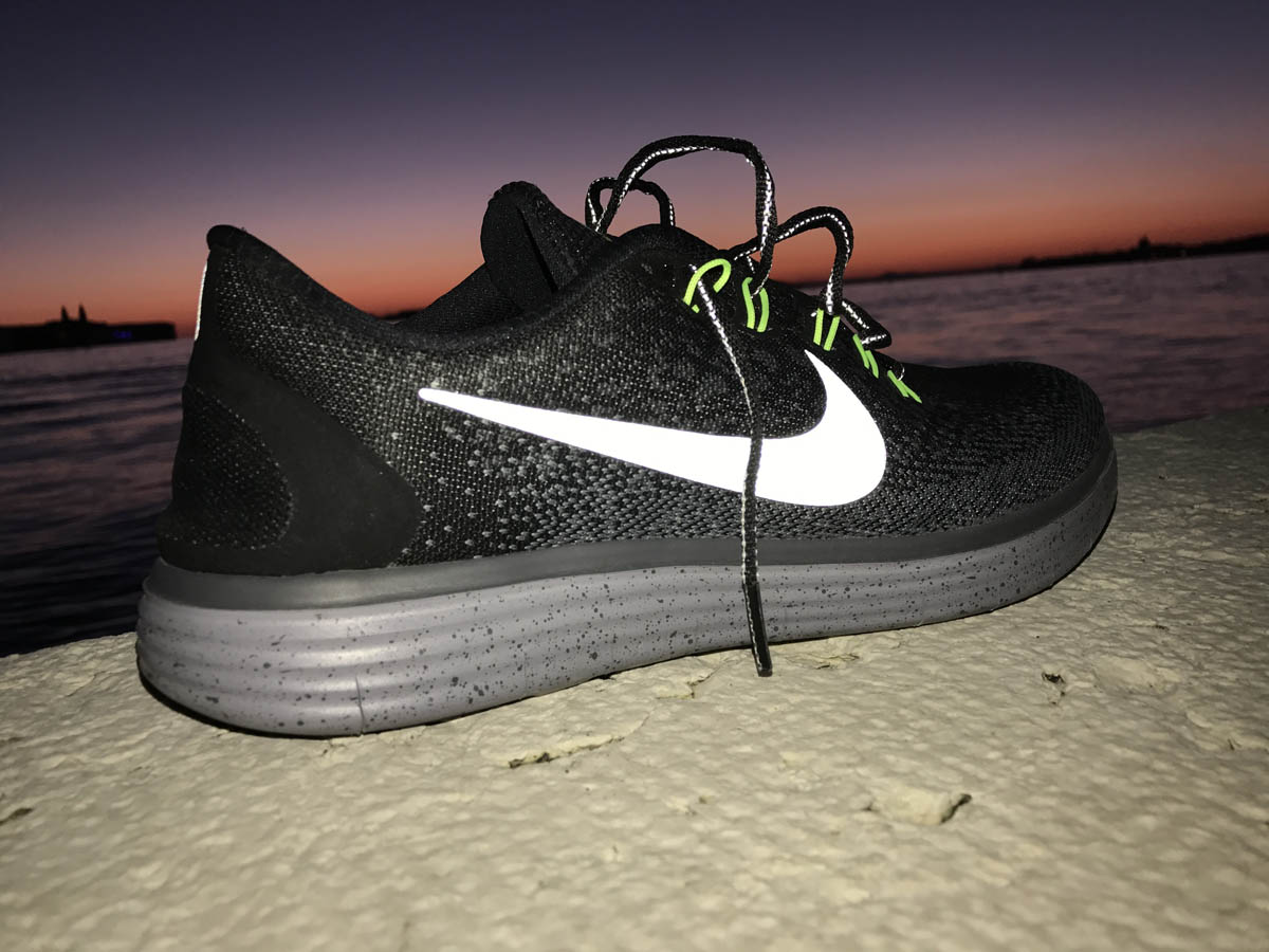 Nike Free Rn Distance Shield : la semelle