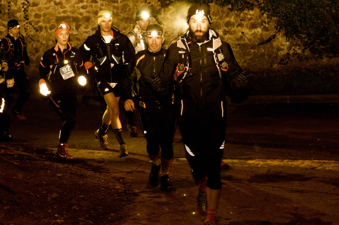 Trail de l'Origole : de nuit, à la frontale !