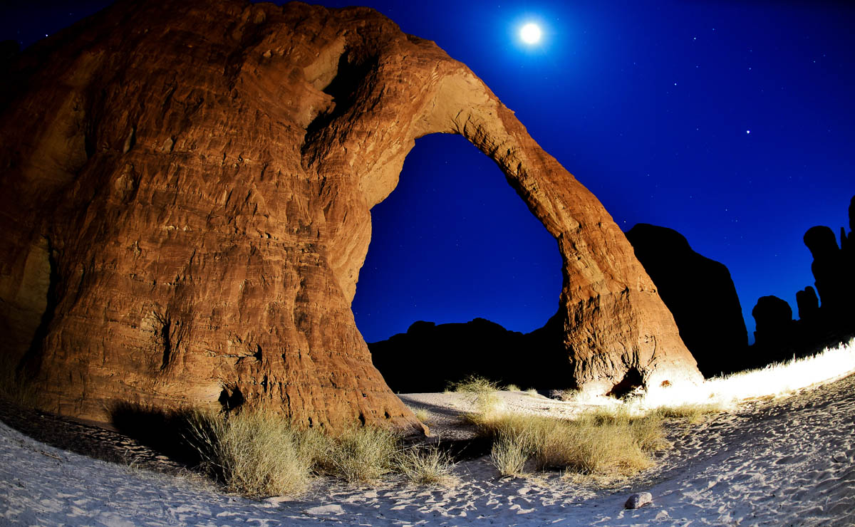 Le Tchad : magnifique décor