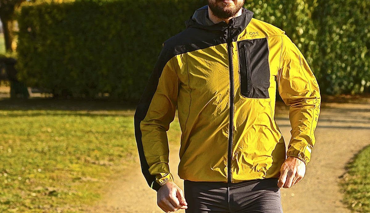Gore-Tex Fusion Windstopper