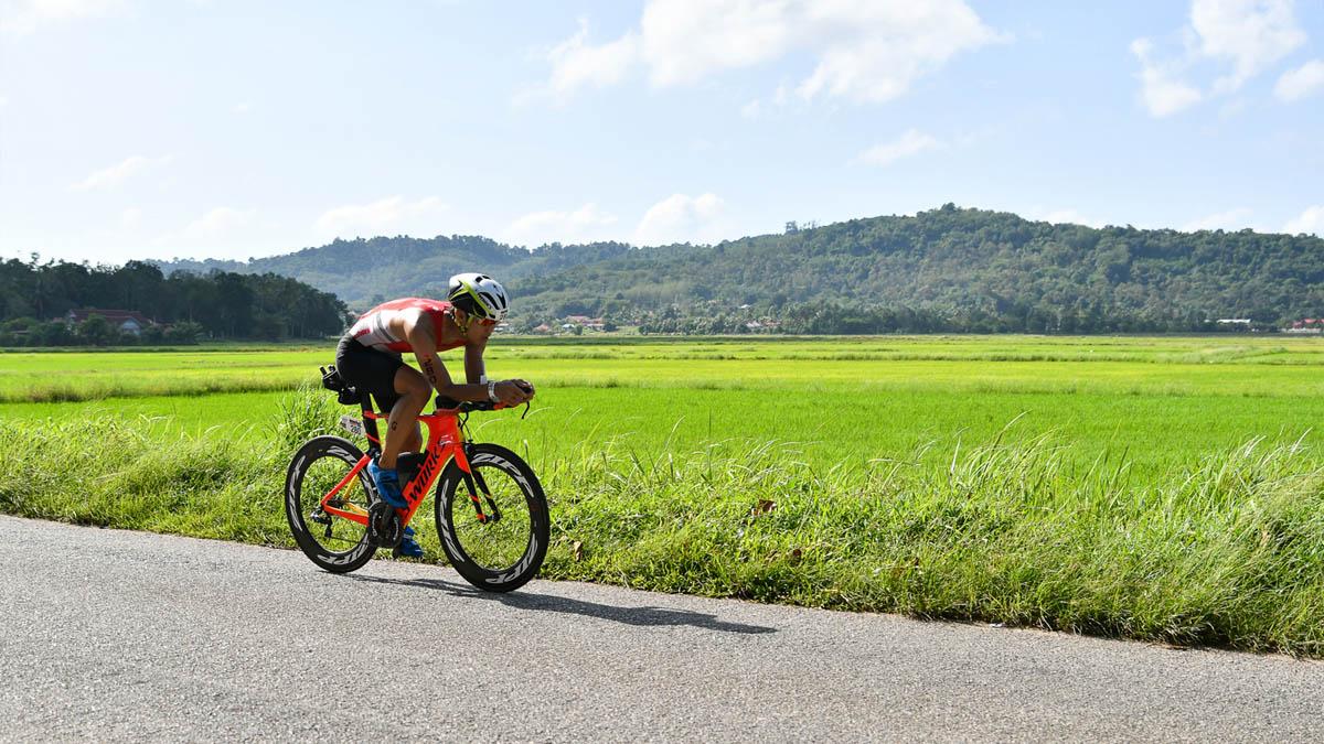Cyclisme Ironman de Malaisie