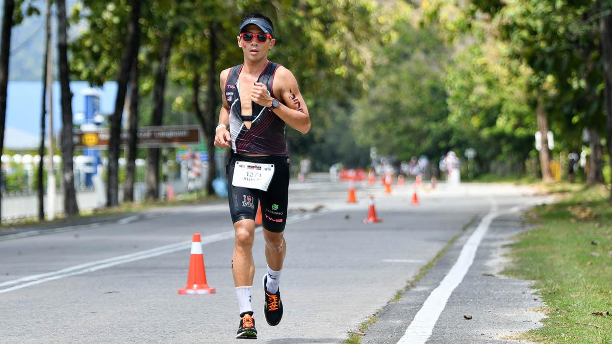 Course Ironman de Malaisie