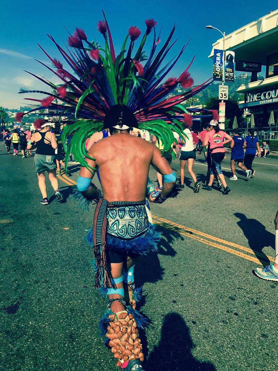 Marathon de Los Angeles : venez déguisé !