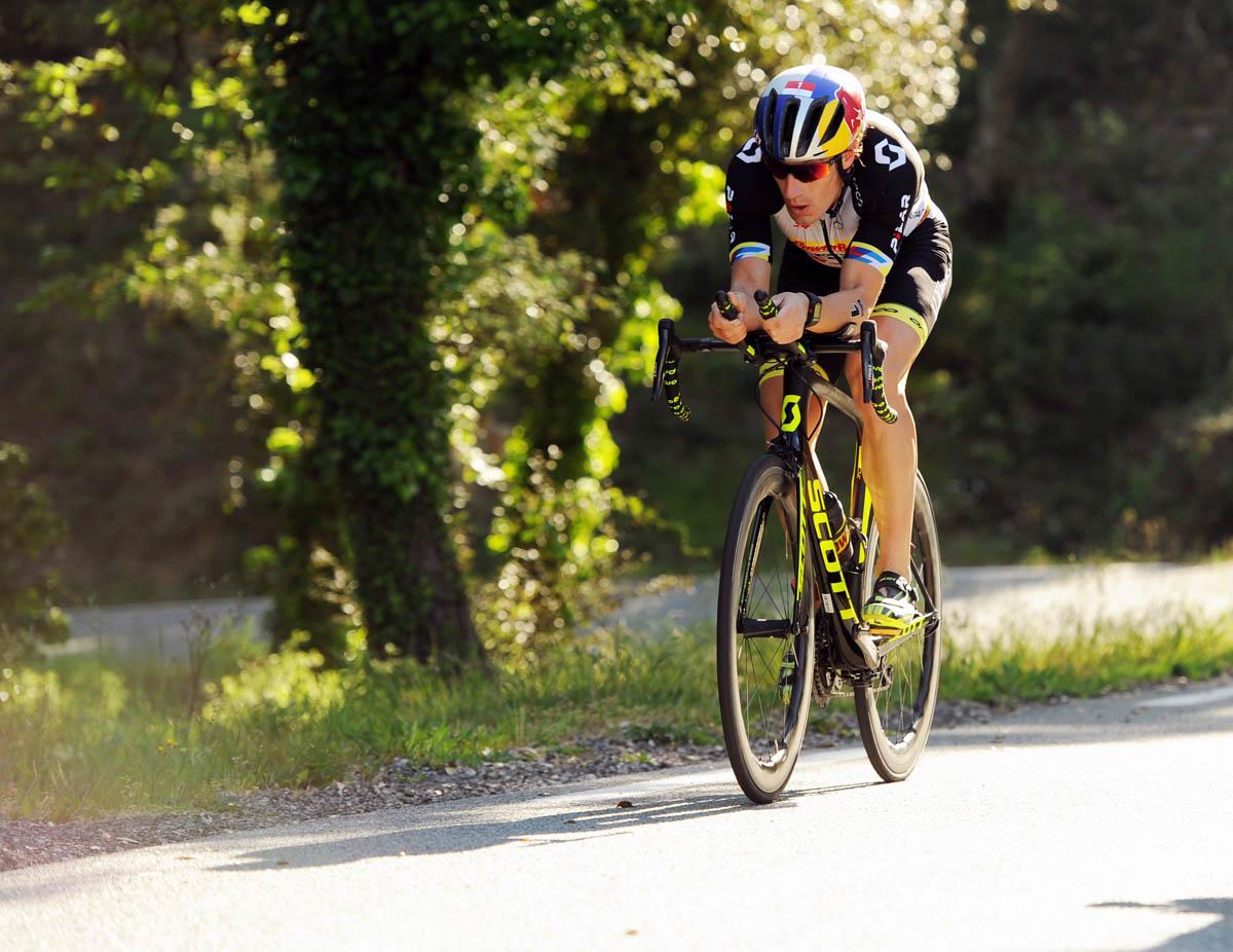Cannes International Triathlon : 100km de vélo !