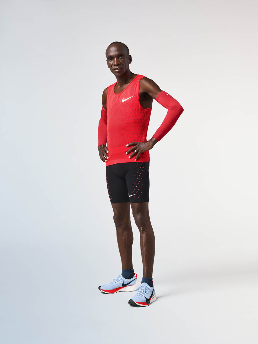 Eliud Kipchoge, Zersenay Tadese et Lelisa Desisa ont tenté de passer sous la barre des 2 heures sur la distance du marathon.a