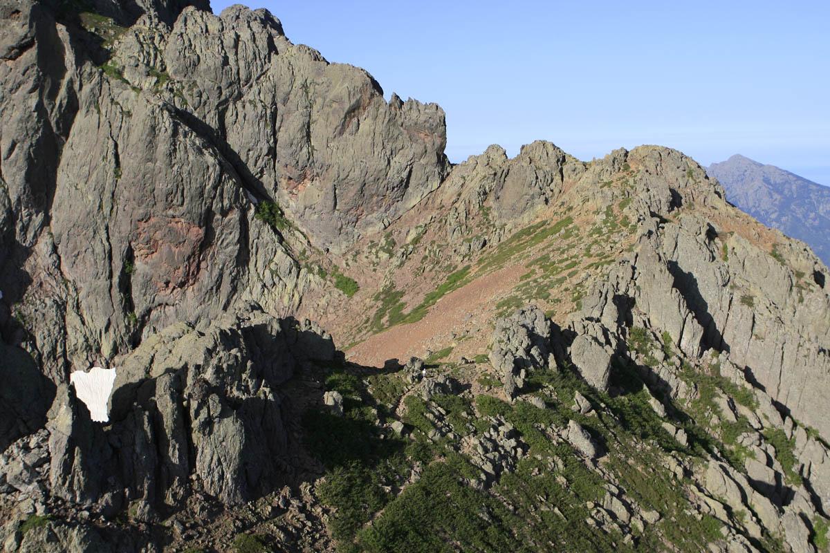 le GR20 en Corse, des paysages somptueux