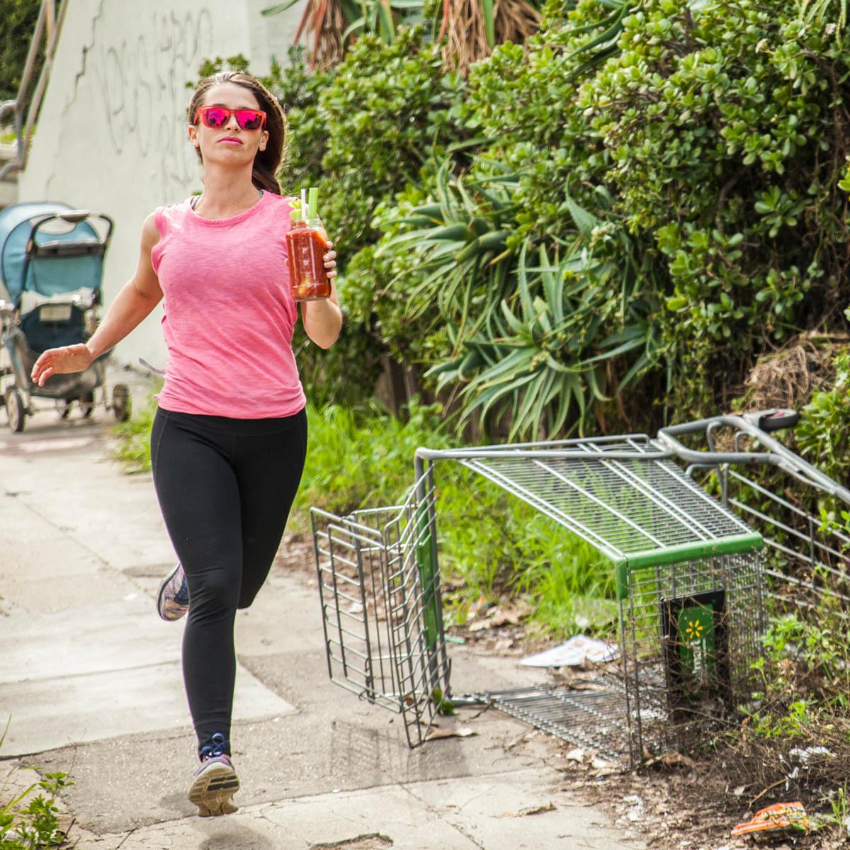 Goodr, nouvelles lunettes de soleil pour courir colorés