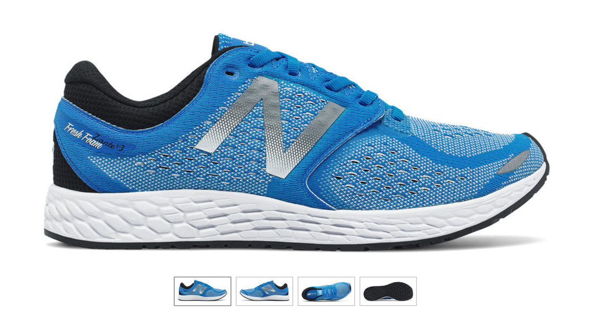 New Balance Zante V3 Breathe