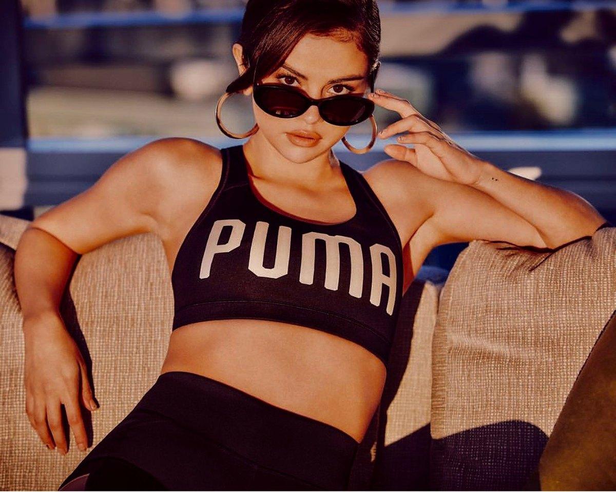 Puma & Selena Gomez