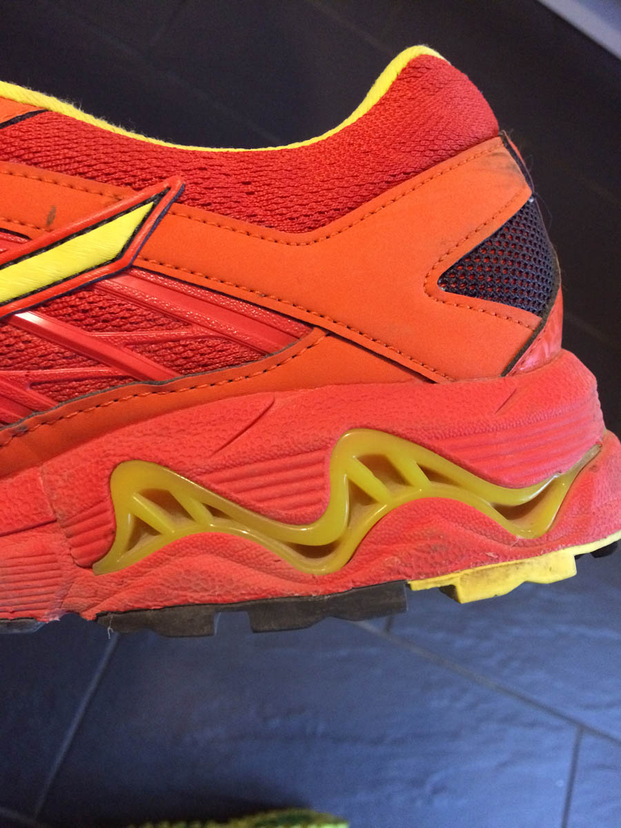 Mizuno Wave Mujin 4 | Le Blog Endurance Shop
