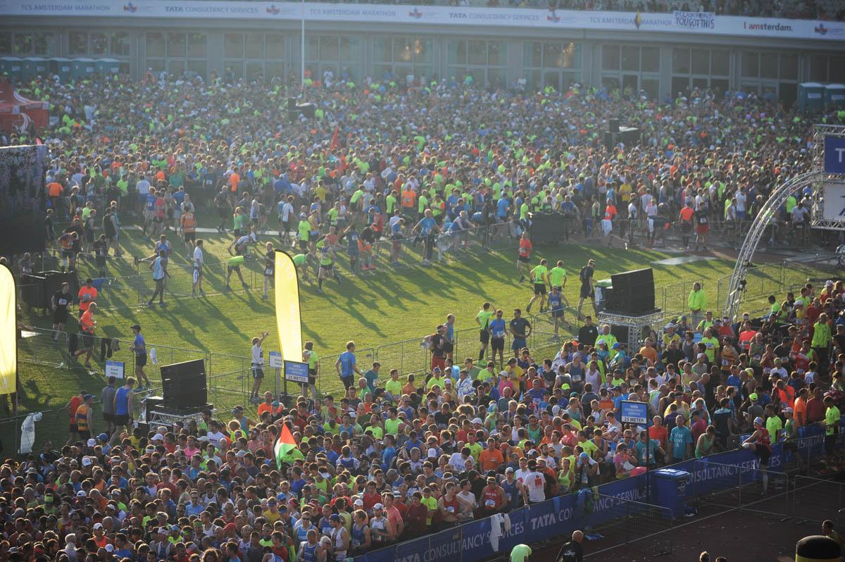 TCS Amsterdam Marathon