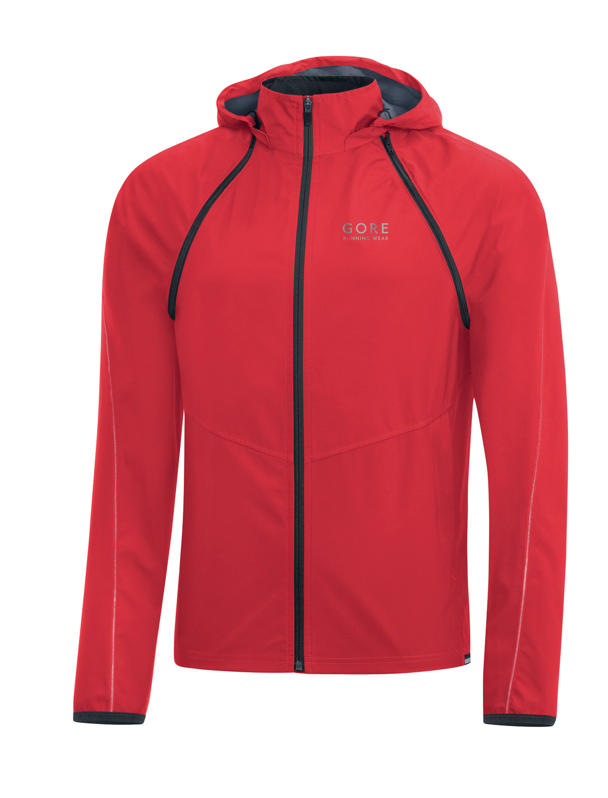 Essential Gore® Windstopper® Zip-Off Jacket : 1er test