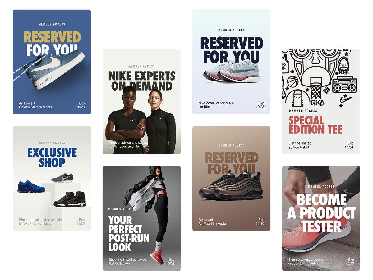 Nike Plus Unlocks   Le Blog Endurance Shop