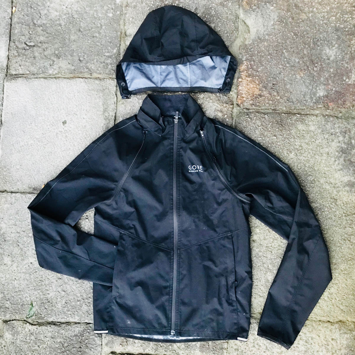Essential Gore® Windstopper® Zip-Off Jacket