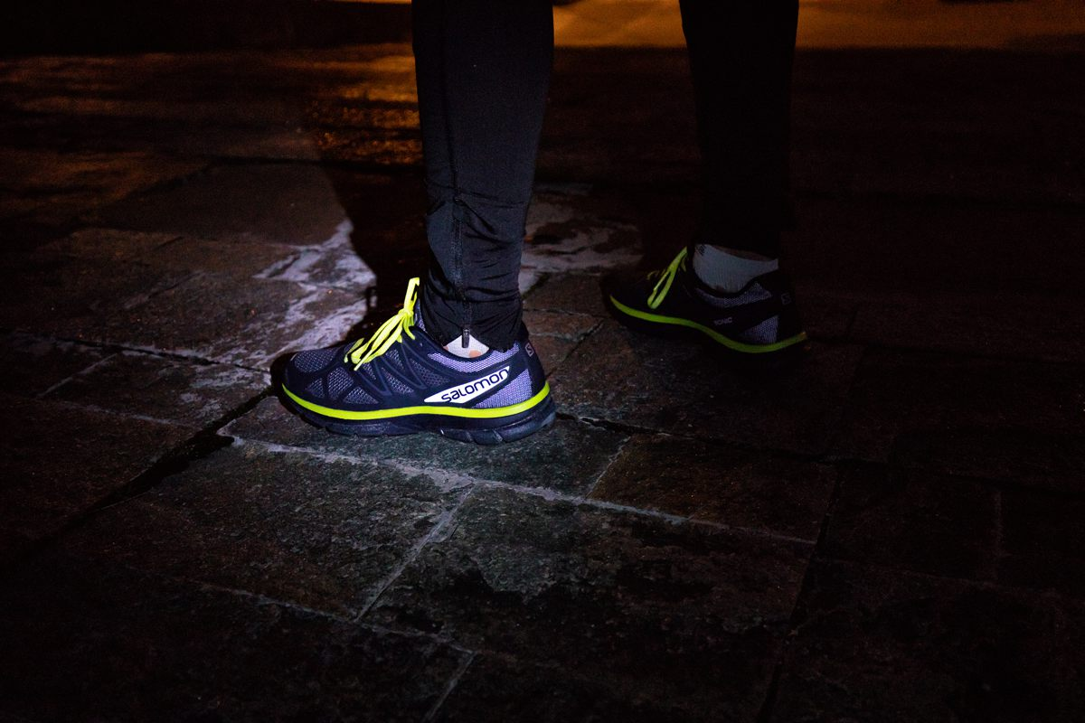 check-out ac75d 6636c Salomon Sonic Nocturne | Le Blog Endurance Shop