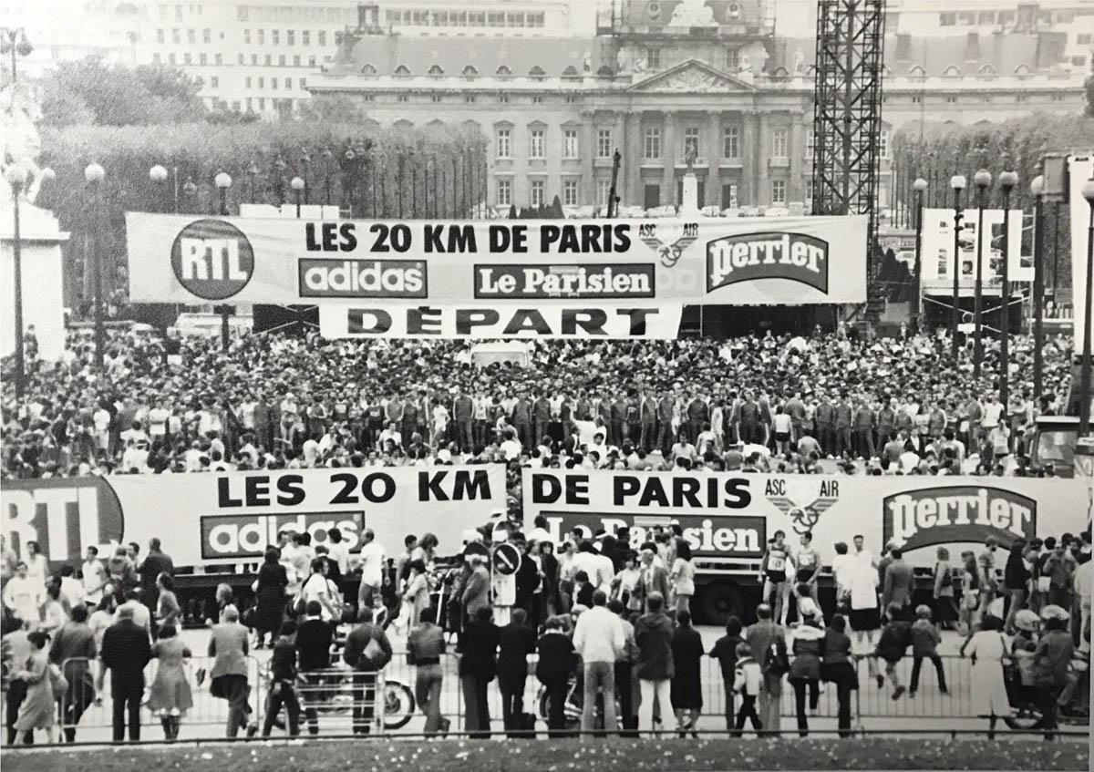 40ème édition des 20k de Paris