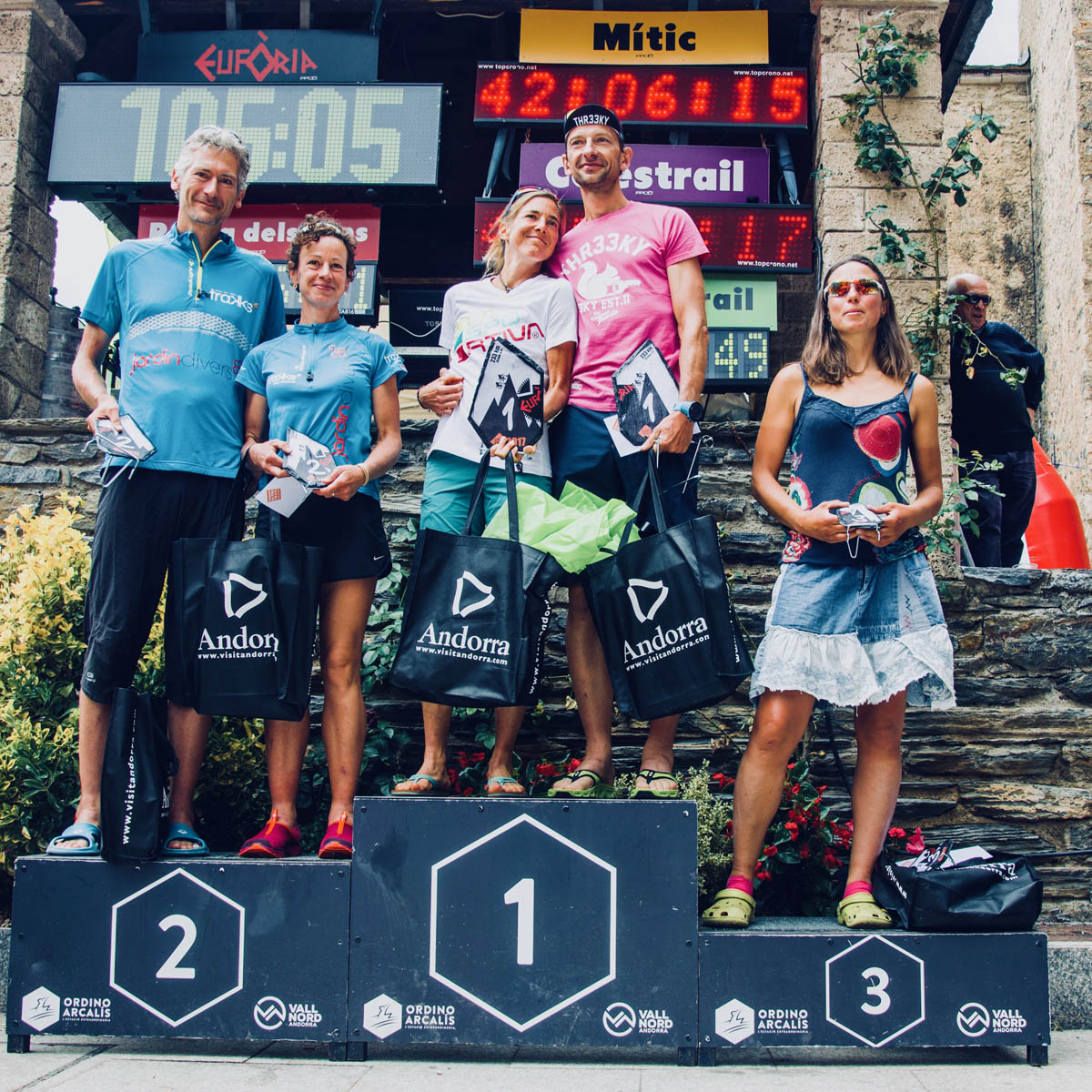 10 ans de l'Andorra Ultra Trail