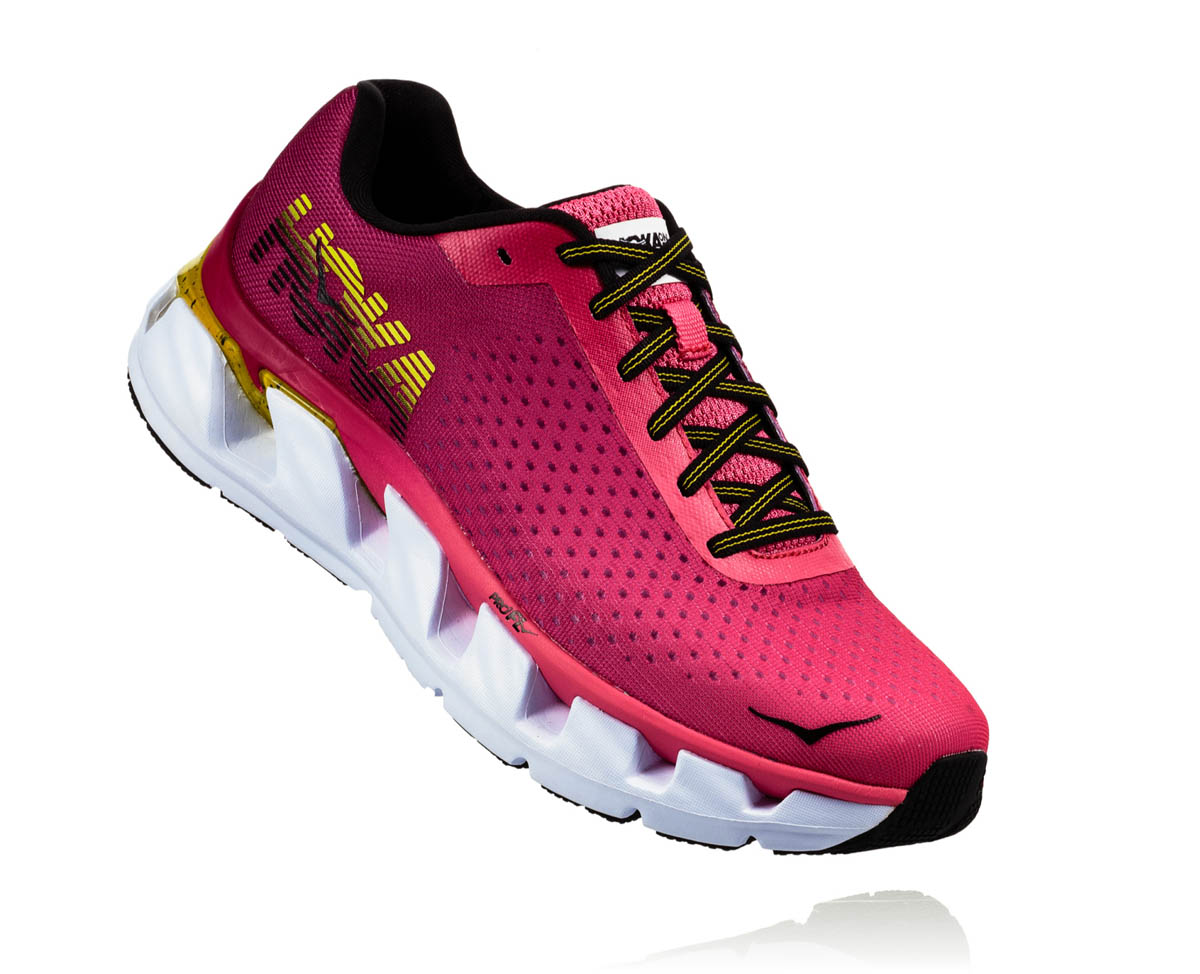 Nouvelle collection route de chez Hoka One One