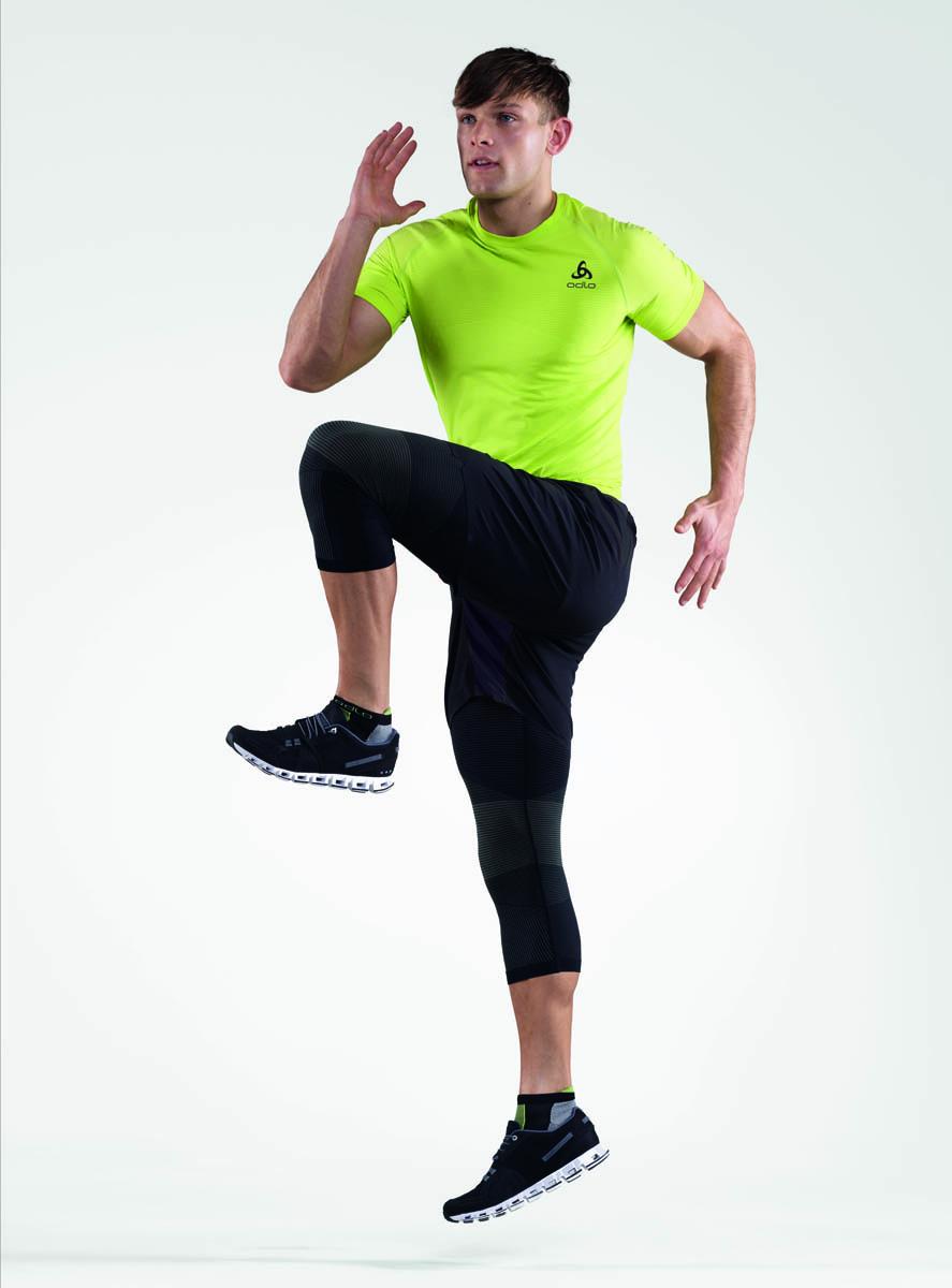 Odlo se lance dans la course au fitness