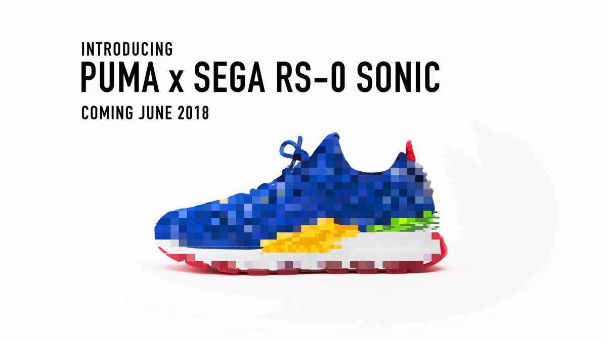 Sega + Puma = c'est plus fort que toi