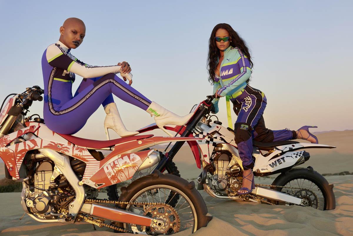 Puma by Selena Gomez et Rihanna