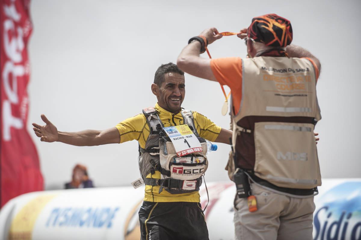 Marathon des Sables 2018 : étape 5