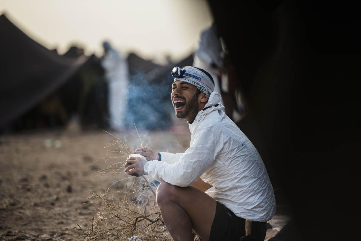 Marathon des Sables 2018 : étape 3