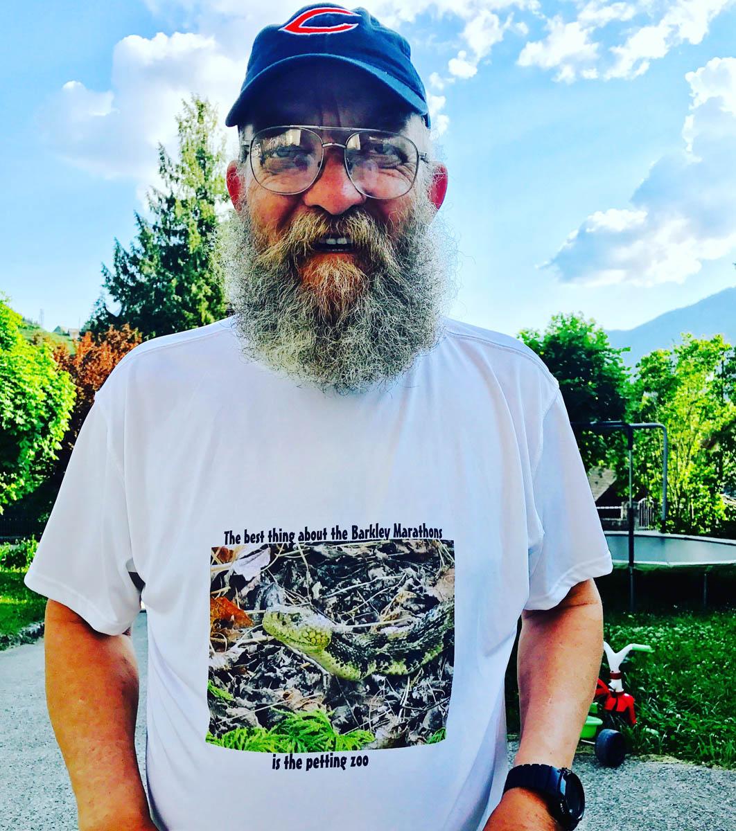 Barkleys marathon France deuxième édition