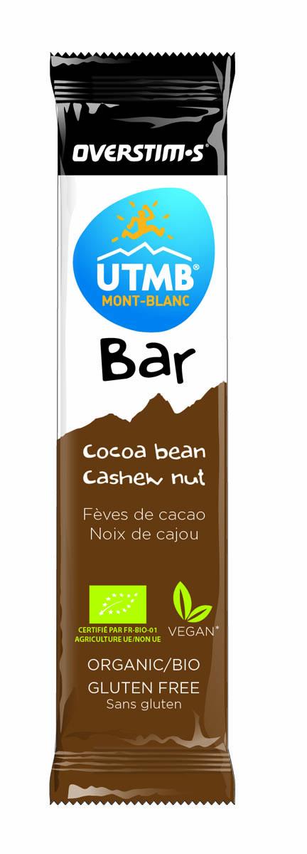 Première barre UTMB®