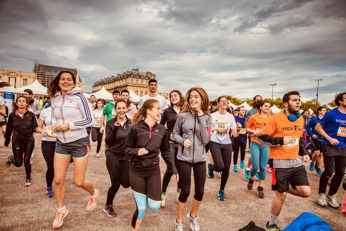 Le Team Run, l'événement running des entreprises « innovantes »