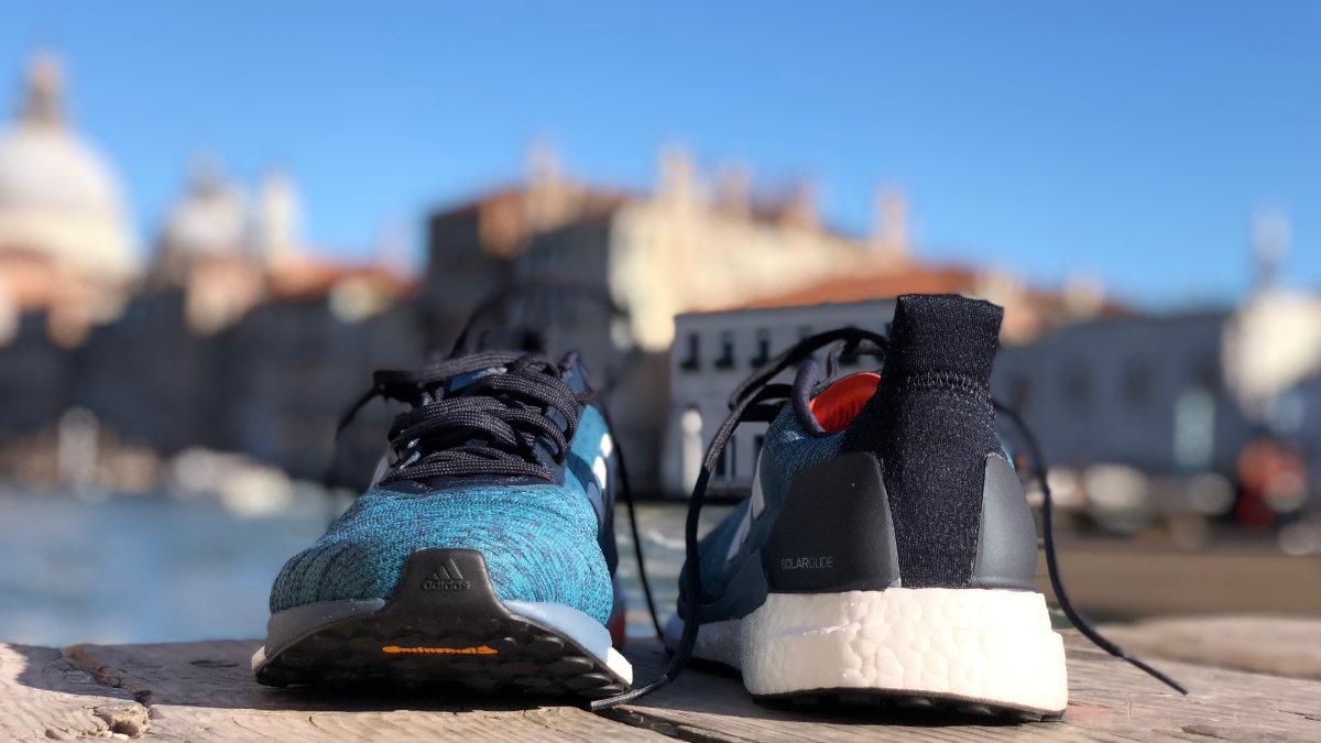 detailed pictures official supplier special for shoe L'Adidas Solar Glide. Pour vous servir. | Le Blog Endurance Shop