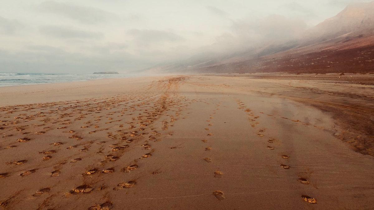 Half Marathon des Sables : la grande étape de 66 km