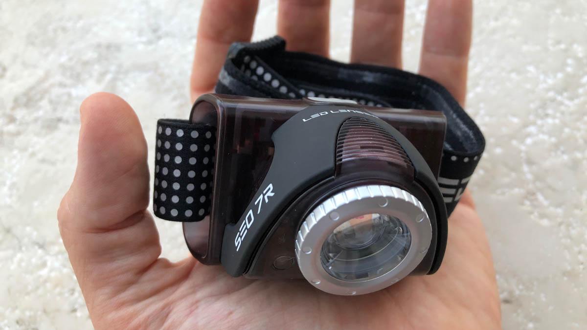 Led Lenser SEO3 et SEO 7R