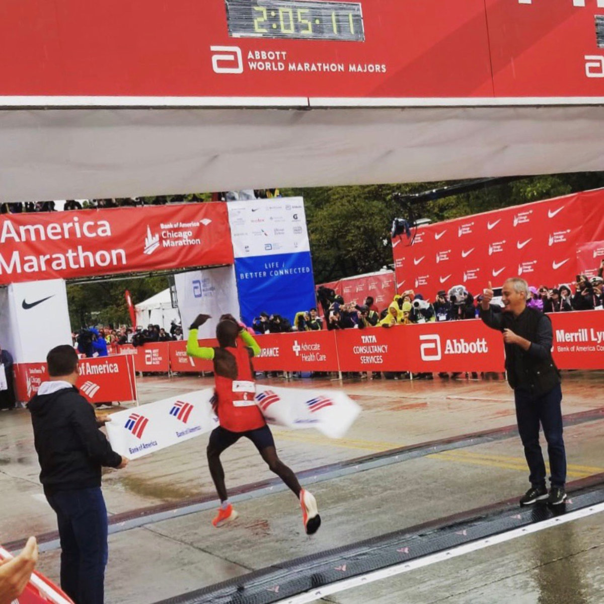 Marathon de Chicago 2018