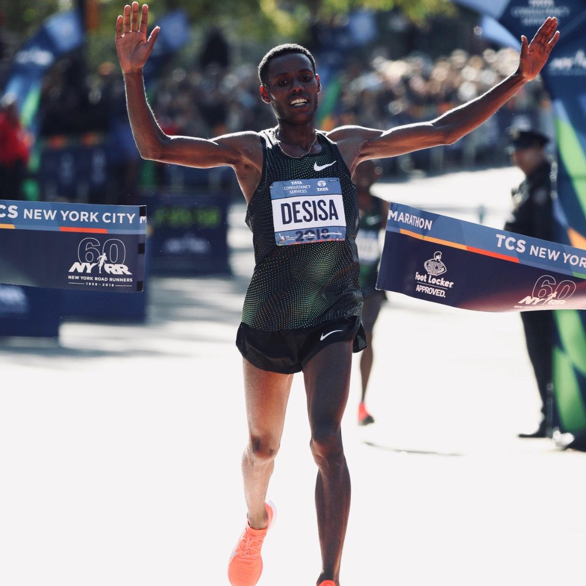Marathon NYC : encore un finish historique !