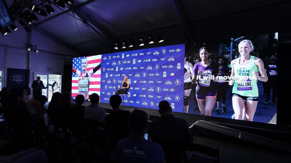 Petit preview du marathon de NYC (en live !)