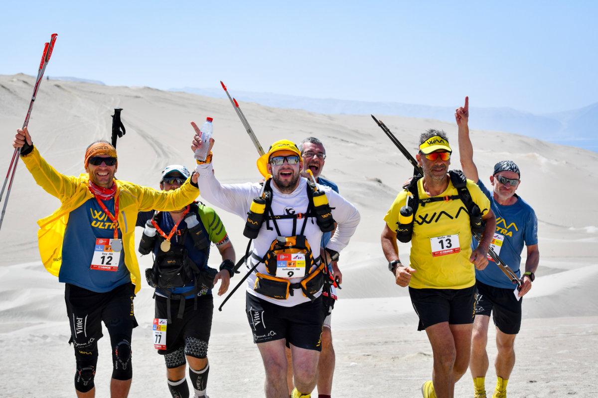 Half Marathon Des Sables du Pérou