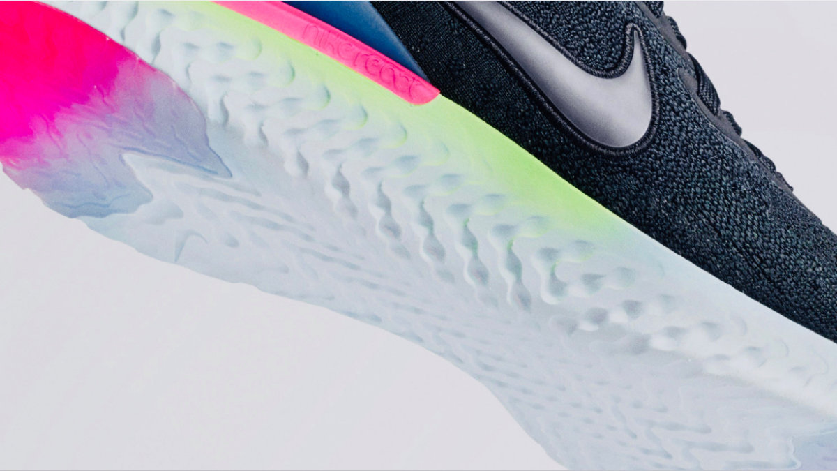 Nouvelle Nike Epic React Flyknit 2