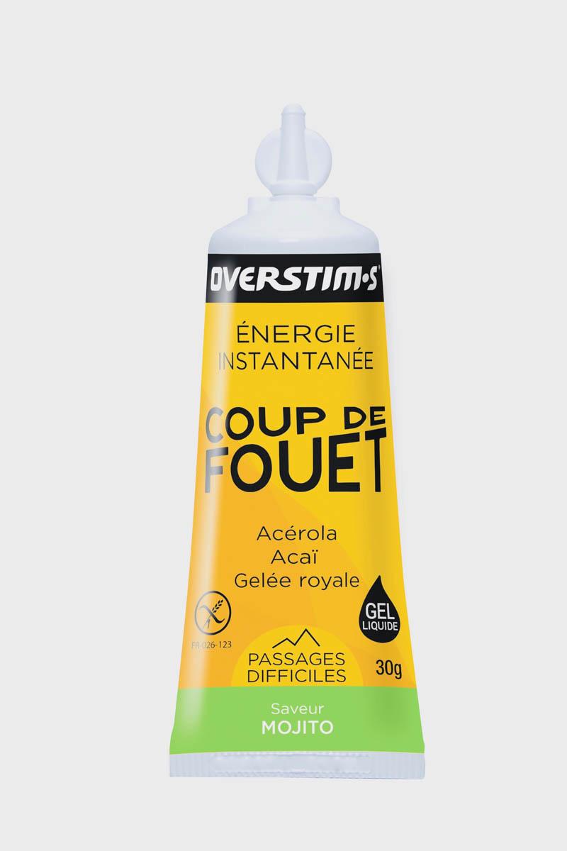 Overstim.s® lance une nouvelle gamme de gels énergétiques