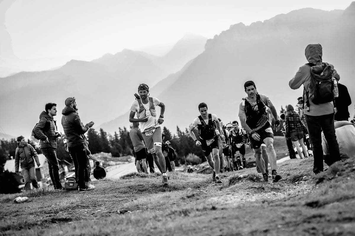 La Salomon Gore-Tex® MaXi Race en coupe du monde ?