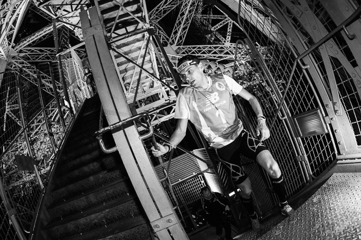 La Verticale de la tour Eiffel 2019, photos et résultats