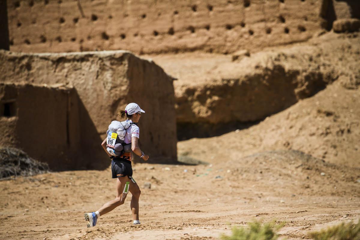 Marathon Des Sables. Troisième étape.