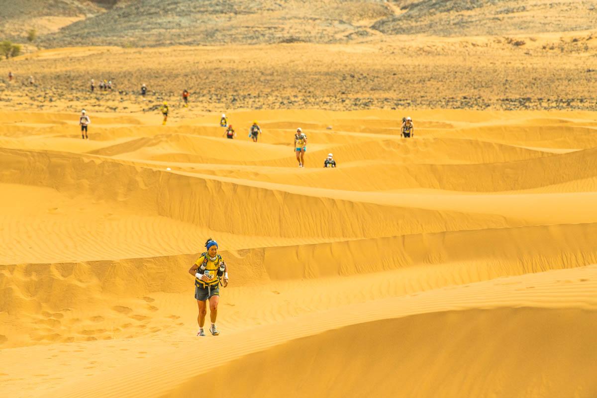 Marathon Des Sables. 5ème étape
