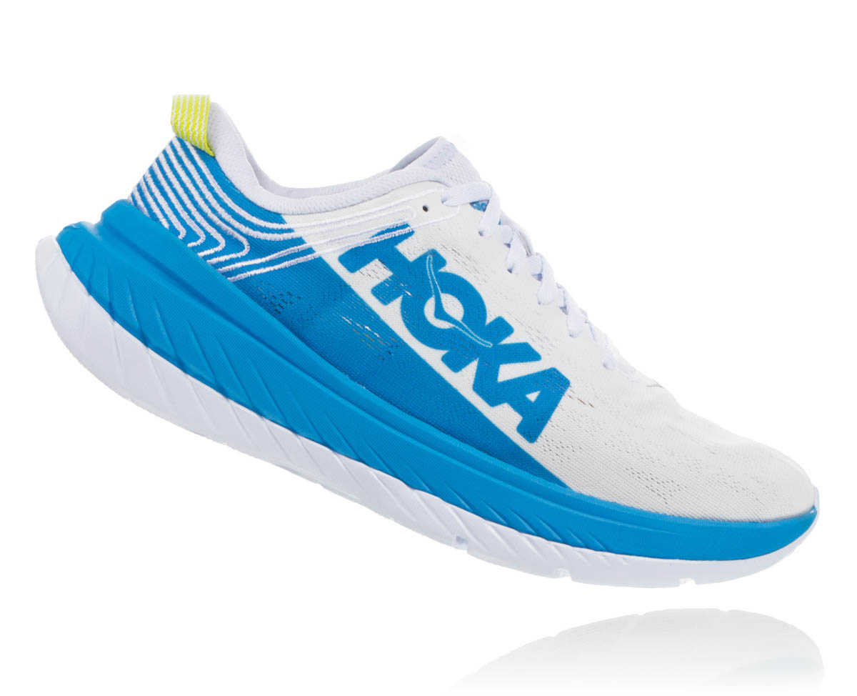 Hoka One One. La Carbon X arrive.