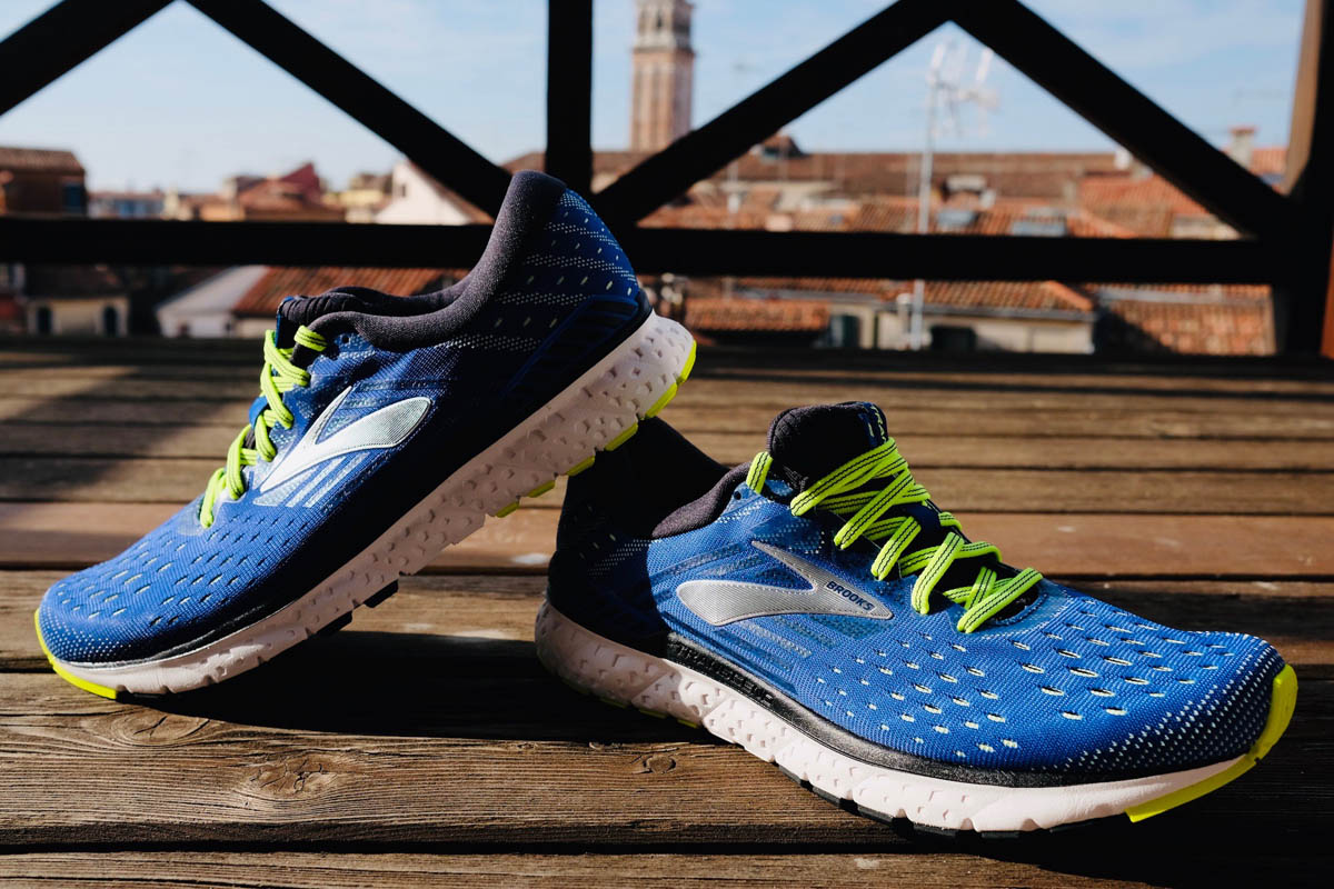 Test Brooks Bedlam et Brooks Transcend
