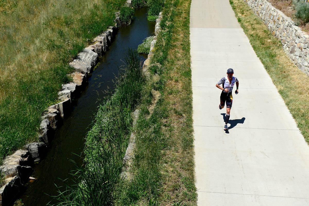 Ironman. Boulder. Colorado. Hoka One One. C'est terminé.