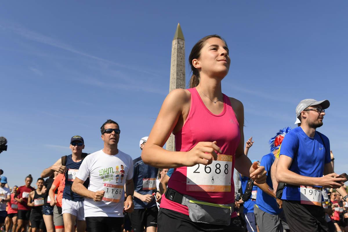 Et les qualifiés pour le marathon grand public des JO de Paris 2024 sont...