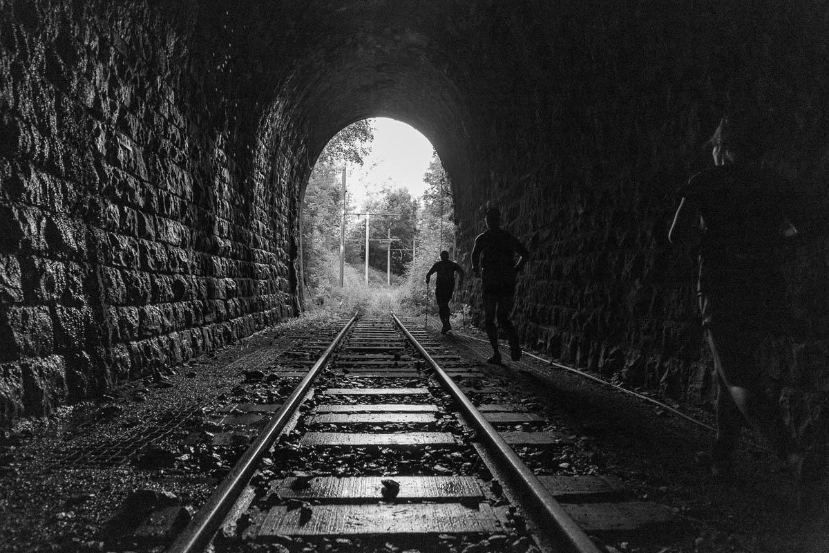 Trail des Passerelles du Monteynard