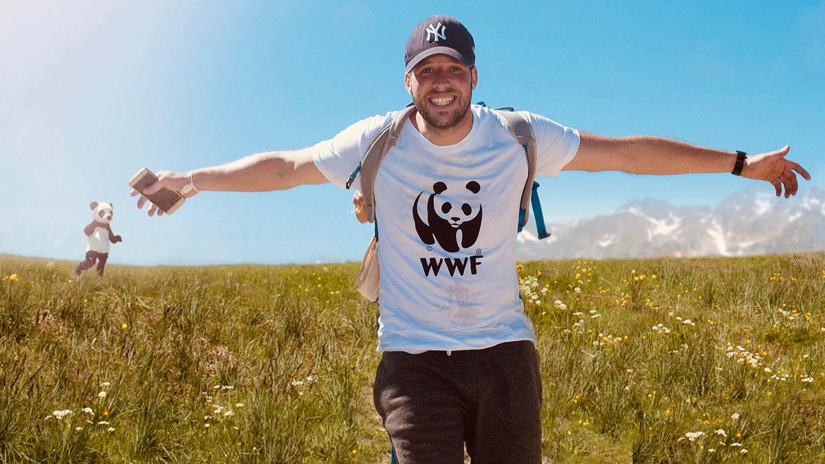 Pandathlon WWF
